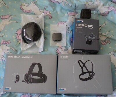 Brand New GoPro Hero 5 Session and Accessories
