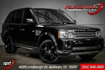 2011 Land Rover Range Rover Sport Sport Supercharged LOW MILES, Clean Carfax, SC, Fresh Service, WE FINANCE!