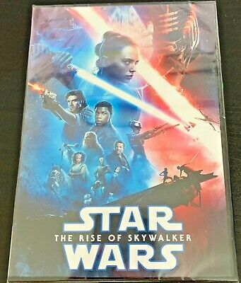 Star Wars: The Rise of Skywalker DVD (Brand New & Free USPS Shipping)