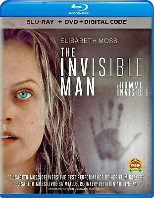 The Invisible Man (2020) (Bilingual) [Blu-ray] NEW RELEASE!!