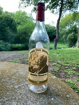 Pappy Van Winkle's Family Reserve 15 Year Old (Empty Bottle)
