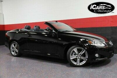 2012 Lexus IS IS250C Convertible 2-Owner 42,475 Miles Serviced 2012 Lexus IS250C Convertible 2-Owner Only 42,475 Miles Park Assist Serviced WoW