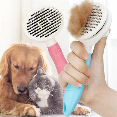 Pet Dog Cat Brush for Shedding Grooming Comb Tools Hair Pet Trimmer Clipper