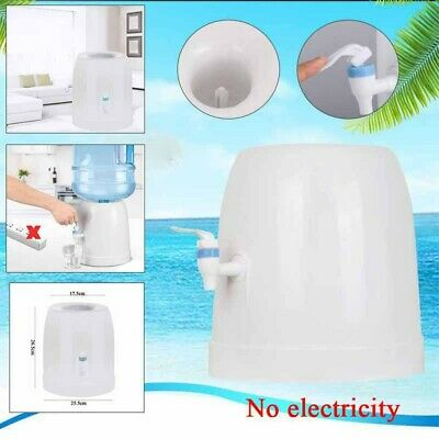 Portable Small Table Top Bottle Water Dispenser Suitable for most bottled water