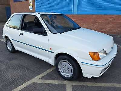 FORD FIESTA XR2i, LAST OWNER 26 YEARS, 1991 J REG
