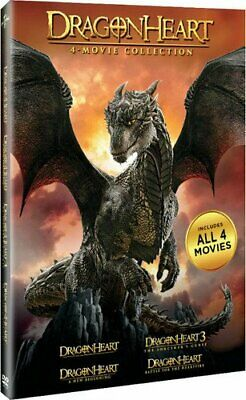 Dragonheart: 4-Movie Collection (DVD)