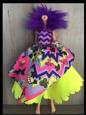 Ever After High Doll Kitty Cheshire Way Too Wonderland Replacement Dress