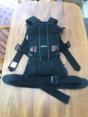 BabyBjorn One -  Baby Carrier - Black - Great condition