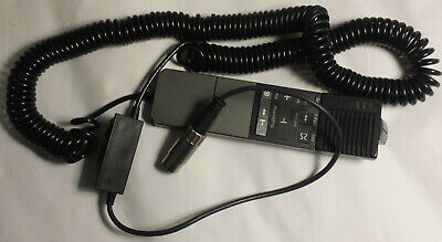 Dictaphone OpticMic Barcode Scanner/Microphone, 15 foot Cord NOS