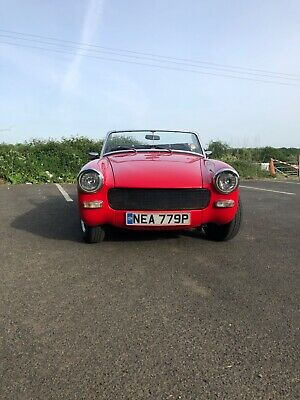 Mg midget 1500 5 speed gearbox