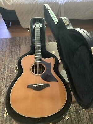 Yamaha AC3R Guitar with SRT-2 electronics - Solid Sitka And Solid Rosewood B/S