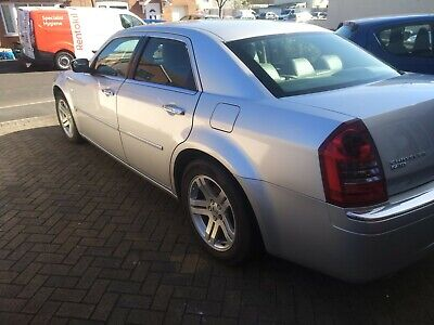 2007 Chrysler 300c CRD