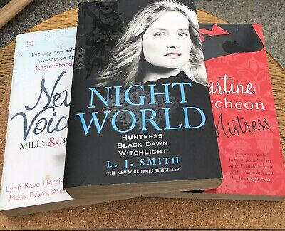 COLLECTION OF 3x Books