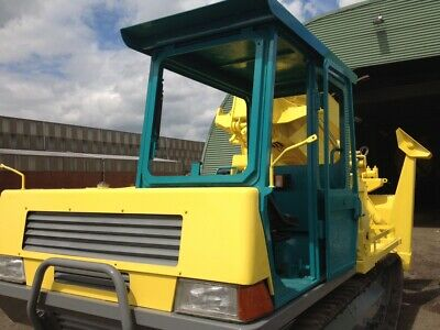 Syren Unitrack Tracked Recovery  Machine  No VAT Private Sale