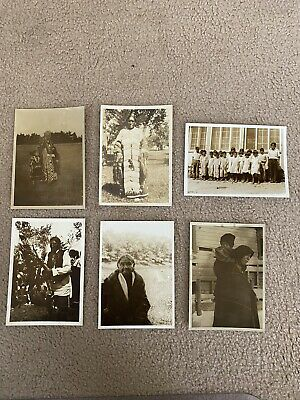 Collection Of Navajo, Sioux & Menomonee Reservation Photos Harmon Pearcy Marble