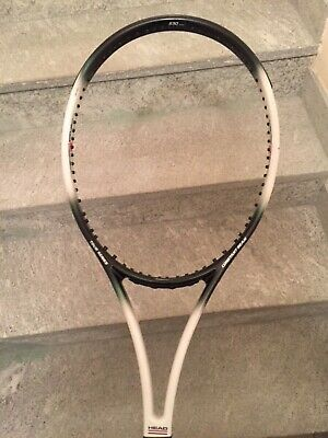 Rare Tennis Racquet Head Vamp Tour 630 Made In Austria