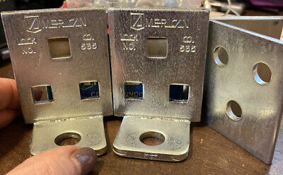 ESTATE SALE: American Lock/ Master 535 Heavy Duty Hasp SET USA