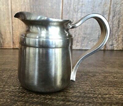 Reed & Barton 4018 Silver Soldered Creamer