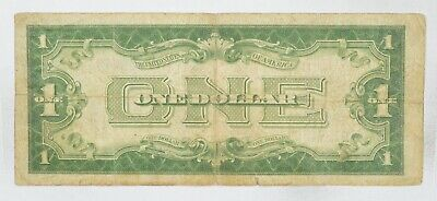 TOUGH 1928-B $1.00 Funny Back Silver Certificate Monopoly Money Collectible *505