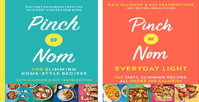 Pinch Of Nom 2 Book Set Collection (P.D.F / EB00K)