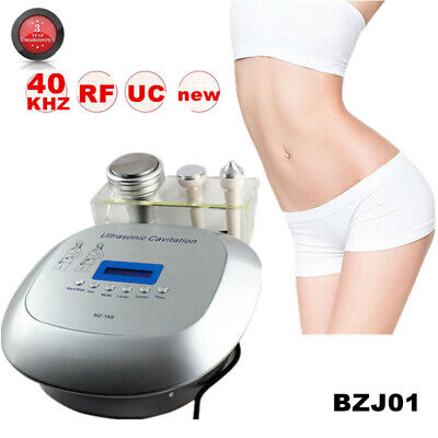Homeuse 40K Ultrasonic Cavitation Weight Loss Body Slimming Beauty Instrument RF
