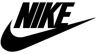 Nike iron-on patch HTV