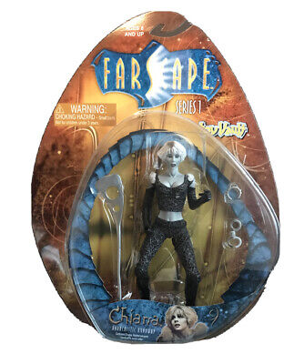 Farscape Series 1 Chiana (Anarchistic Runaway) Action Figure year 2000 MOC