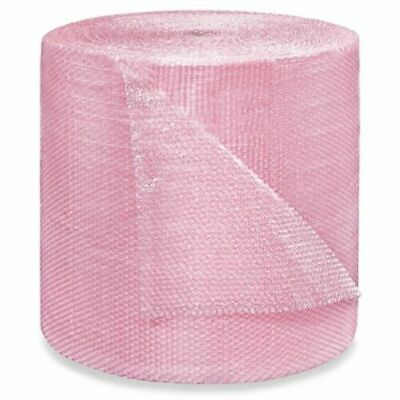 """3/16"""" Small Bubble Cushioning Wrap Anti-Static Roll 350'x 12"""" Wide 350FT 12"""""""