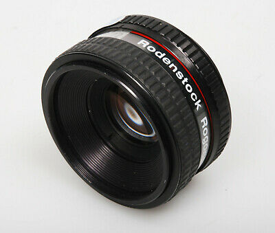 Rodenstock Rogonar-S 90mm f/4.5 enlarger lens for up to 6x7cm medium format