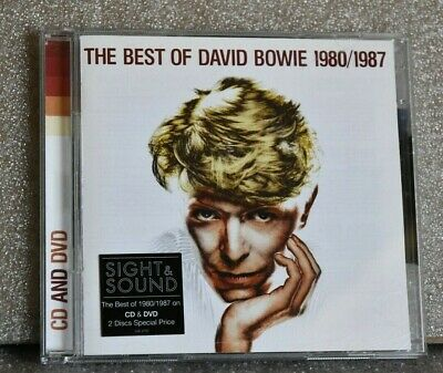 The Best Of David Bowie 1980/1987 (CD+DVD[PAL], 2007)