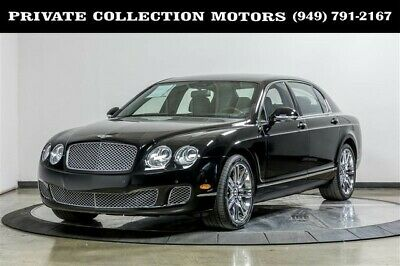 2010 Bentley Continental Flying Spur  2010 Bentley Continental Flying Spur Only 16k Miles Clean Carfax