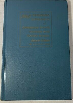 Standard Catalogue of Canadian Coins Tokens and Paper Money 11th Edition J.E.