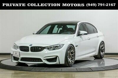 2015 BMW M3  2015 BMW M3 Highly Optioned Carbon Ceramic Brakes