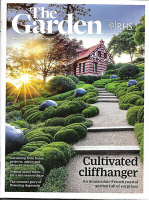 Recent Issue of The Garden RHS Magazine - May 2020