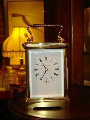 Matthew Norman 1750A Grande Corniche 8-Day Carriage Clock