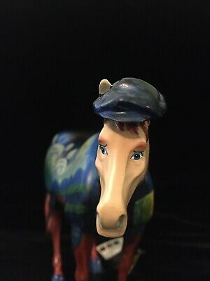 The Trail of Painted Ponies GO VAN GOGH First Edition #4,722  Original Box & tag