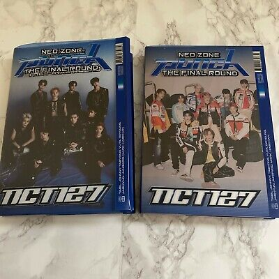 NCT127 Neo Zone:Final Round PUNCH ALL Version CD+Photobook ONLY NO PCS US SELLER