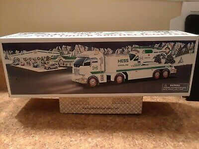 2006 Hess Toy Truck And Helicopter New In Box - Mint Condition