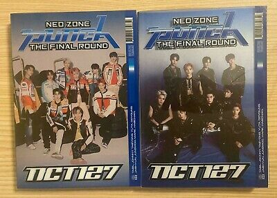 NCT 127 - NCT #127 NEO ZONE: The Final Round (PUNCH) Official Album [No PC]