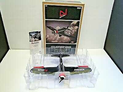 AVFUEL 1932 Northrop Gamma Die-cast Metal Bank