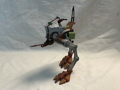 "LOOSE STAR WARS THE CLONE WARS ALL TERRAIN RECON TRANSPORT ""AT-RT Walker"""