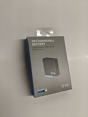 Genuine GoPro Hero 6 7 8 Black Extra Battery Rechargeable AJBAT-001