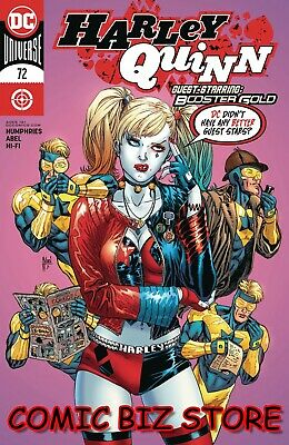 Harley Quinn #72 (2020) 1St Printing Guillem March Main Cover Dc Universe