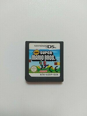 New Super Mario Bros. Cart Only (Nintendo DS, 2006)