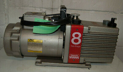 E2M8 Edwards Rotary Vane Vacuum Pump