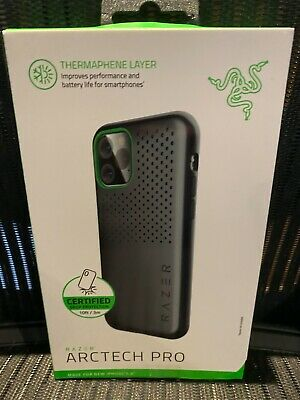 Brand New Sealed Razer ARCTECH PRO Black Case For Apple iPhone 5.8""