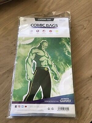 Ultimate Guard  GUARD CHRONICLES Comic Bags Resealable 100 175 X 268 MM