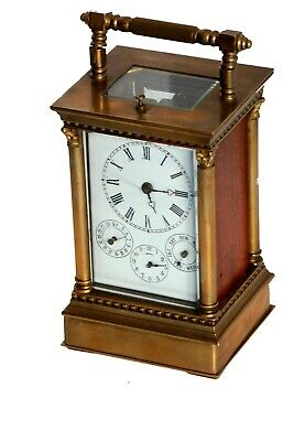 Repeating Carriage Clock 3 sub-dials