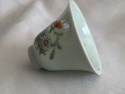 Chinese Early 20th Century Tea Bowl.