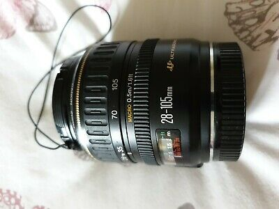 Canon EF 28-105mm f/3.5-4.5  Zoom Lens